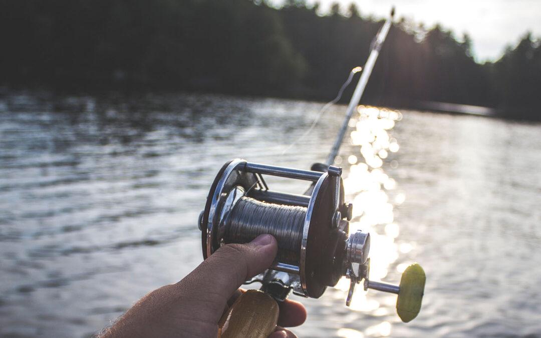 Testa fiskelyckan!